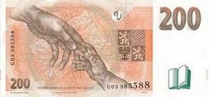 Курс чешкой кроны к евро