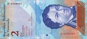 Курс венесуэльского боливара к доллару