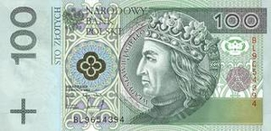 Курсы валют в польше