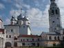 Внутренний двор вологодского Кремля