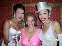На шоу трасвеститов в Бангкоке