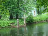 Пушкин, Александровский парк, Детский домик