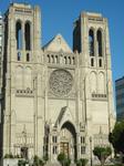 Нотр Дам в Сан-Франциско-кафедральный собор