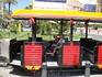 из Марайра почти до Кальп ходит детский паровозик. Дети бесплатно, взрослый 3 евро