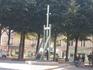 Руан не только столица Нормандии, но ещё и город, история которого тесно связана  с Жанной Дарк. Это место где её сожгли!
