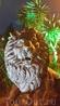 Батумский лев. Смотрит, как живой