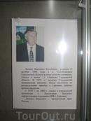 Выставка картин Колобянина Л.И. из г.Грязовца в краеведческом музее.
