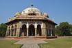 Дели, комплекс Хамаюм -Томб (Humayun Tomb),  окружен замечательным парком и развалинами крепостных стен
