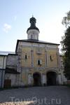 Церковь в глубине
