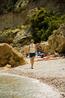 Каменистый пляж бухты Энтони Куинна