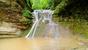 И вот наконец мы у цели,и перед нами еще один водопад.Вверх по течению говорят еще есть водопады,но туда уже без специального снаряжения не доберешься,либо надо идти в обход,может в следующем сезоне п
