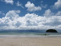Пляж Каты.
