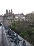 Один из мостов Эдинбурга