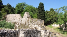венецианская крепость в городе Закинтос