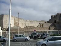 Тарифа. Старая крепость