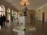 Внутри нарзанной галереи