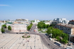 Площадь у Софийского собора, память изменила...Вид с колокольни Софийского подворья. Колокольня построена в конце 17 века, высота колокольни 76 метров ...