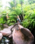 Dino Park и Мини - гольф. ТАЙЛАНД, Пхукет