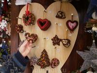 Сувениры рождественского базара