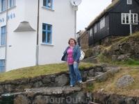 Фарерские острова - удивительный датский автономный округ, тихо живущий посреди океана своей жизнью.