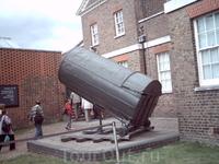 Крупнейший в Великобритании телескоп