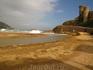 Вид на средневековый город-крепость Vila Vella («Старый поселок») Тосса де Мар начал свое существование в качестве города еще в конце первого тысячелетия ...