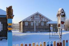 Алешкин дом