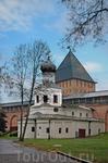 Церковь Покрова Пресвятой Богородицы Кремле.