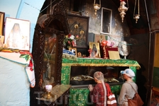 Св. Иоанн Иаков Хозевит пришел в монастырь из Румынии