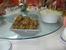 Вегетарианский обед в монастыре. Вкушаем пищу монахов. Готовят, кстати, женщины