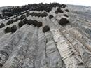 Базальтовые колонны.