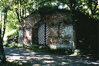 Новая крепость на Спасском Острове