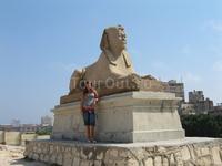 Александрия. Серапеум.