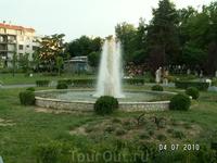 парк в Обзоре