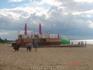 Вот он чудесный пляж Усть-Нарвы
