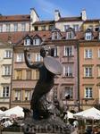 Сиренка -  символ  Варшавы