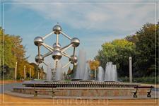 Брюссель. Атомиум.