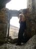 Крепость в Куртатинском ущелье