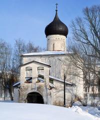 Церковь Георгия Победоносца со Взвоза