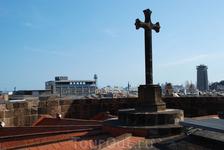 Вид с крыши Кафедрального собора.