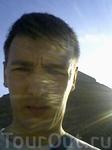 ...в лучах солнца....
