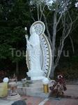 Статуя святого 1