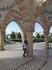 """На входе в мечеть """"Сердце Чечни"""""""