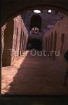 Карфаген, галерея амфитеатра, где жили гладиаторы