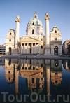 Фотография Церковь Св. Карла в Вене