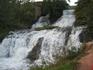 Червоноградский водопад