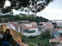Лиссабон от замка Св.Георгия 3