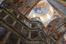 Роспись в Софийском Соборе Вологды