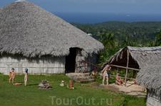 Чорро-де-Маита. Важнейший археологический памятник, где с 1990 года действует музей - единственный в своём роде на Антильских островах. Представлены 108 ...
