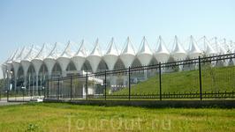 Стадион Bunyodkor. Ташкент